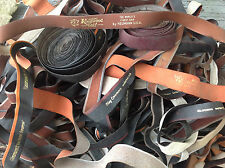 NEUMANN Leather wrap grip, Golf, Tennis, Bows, Knives, Swords, vintage, classic