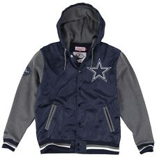 "Dallas Cowboys Mitchell & Ness NFL ""Standings"" Vintage Premium Jacket"