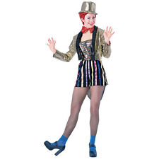 Adult Rocky Horror Musical Show Halloween Columbia Outfit Fancy Dress