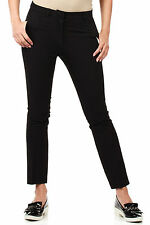 Black Smart tailored ladies trousers ideal for work or school   Size 8-16