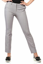 Grey Smart tailored ladies trousers ideal for work or school   Size 8-16