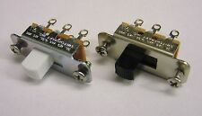 Genuine Switchcraft Slide Switch Jaguar - Jazzmaster  (useful for others too)