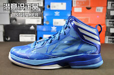 Mens Adidas Crazy Fast / 2 Light Sneakers New, Hero Blue TOKYO PACK G65889 65889