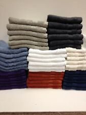 NEW 100% Cotton Terry Wash Cloths - Set of 6 - FREE SHIPPING!!!