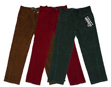 Boys Cords - Super Quality & Colours - BNWT - 2-13 years - Great Gift - Free P&P