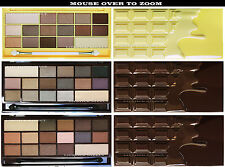I HEART MAKEUP REVOLUTION Wonder Eyeshadow Palette Chocolate Bar, Naked Dupe