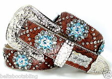 BHW WeStErN CoWgiRL BrOwN TuRqUoiSe BeRrY CoNcHo EmBoSsEd LeAtHeR BeLt