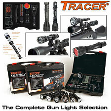 Tracer Gun Light Selection! ALL VARIETIES! Scope Hunting Shooting Scope Mounted