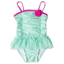 Toddler Girls' 1-Piece Tutu Swimsuit