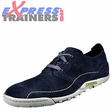 Merrell Mens Sector Cliff Outdoor Suede Leather Shoes Trainers Navy *AUTHENTIC*