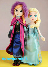 New Disney New Frozen Elsa anna princess Soft plush dolls toy 50cm UK seller