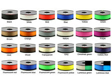 New!! PLA Filament 1.75mm for 3D Printer Drawing Pen - 10M - Various Colours UK