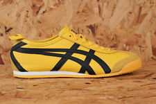 Onitsuka Tiger By Asics Mexico 66 Yellow Black Kill Bill Trainers Ship Worldwide