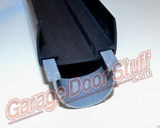 Garage Door Bottom Weather Seal - HEAVY DUTY - OVERHEAD DOOR SEAL - ALL SIZES