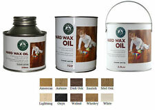 Fiddes Hard Wax Wood Oil - Multiple Sizes & Colors