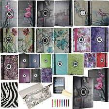 IPad 2 3 4/ Min 1 2 3/  iPad Air 2/ Air Rotating Magnetic Case Smart Cover Stand
