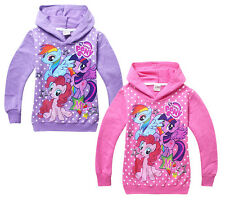 My Little Pony Clothes Kids Girls Children Polka Dots Hoody T shirt Sweatshirt