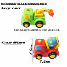 Christmas gift Baby Children autotruck semi-automatic car toy Classical game toy