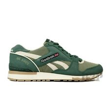 Reebok GL 6000 (CARGO GREEN/OLIVE/PAPERWHT/CANVAS/GREEN) Men's Shoes V48326