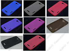 Multi Color Matting TPU Silicone CASE Cover For HTC One X S720e G23