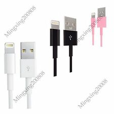 8 Pin USB Cable Data Sync Charger Cord for iPhone 5 5S 5C iPod Touch 5 Nano 7