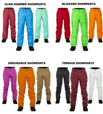 Claw Hammer Ski Pants Snowboarding sking Trousers Salopettes TBF sallopetts