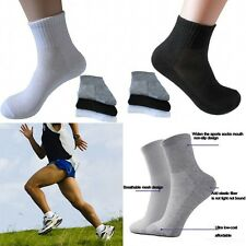 5Pairs High Quality Men Winter Casual Cosy Soft Cotton Blend Sport Socks Elastic
