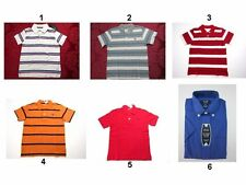NWT Shirt T Shirt  Tops Toddler Children Kids Boys Sz:4T,S(6-7) TOMMY HILFIGER,G