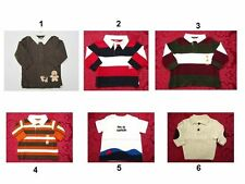 NWT GYMBOREE Toddler Infant Baby Boys T Shirt Shirt GINGERBREAD Long Sleeve
