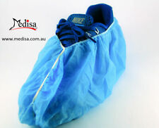 Disposable Carpet Non Slip Skid Protect shoe covers Pkt of 25/50/100 Pairs