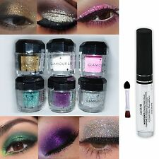 Cosmetics Eye shadow Color Makeup PRO GLITTER Eyeshadow PALETTE
