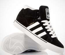 Adidas Campus Vulc MID Originals Blk / RunWht / MetGol Shoes All Sizes BNIB