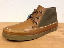 New Dead stock Vans Mesa 79 CA (Leather & Canvas) Brown Olive  £80 Sale £48.00
