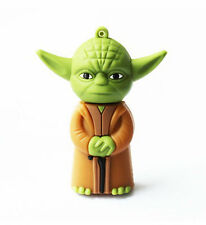 8GB Cartoon Star Wars Warrior Model USB2.0 Enough Memory Stick Pen Drive R102