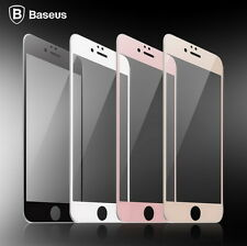 BASEUS Curved Edge Tempered Glass Full Cover Screen Film For iPhone 6 / 6 Plus