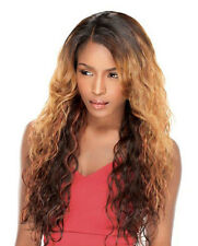 Sensationnel Empress Natural Synthetic L-Part Lace Front  Edge Wig NANCY