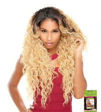 Sensationnel Empress Natural Synthetic L-Part Lace Front  Edge Wig NIA
