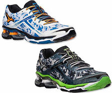 Mizuno Mens Wave Creation 15 Lace-Up Walking Running Sneakers Shoes Trainers