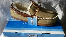 Ciabatta Sheepskin Men Moc, NEW, whole sizes 7-12, Tan color