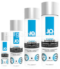 System JO Hybrid Water & Silicone Based Sex Lubricant - All Sizes