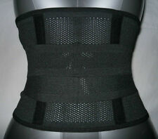 ADJUSTABLE BELLY BAND Waist Trainer CORSET WAIST CINCHER BODY SHAPER VELCRO