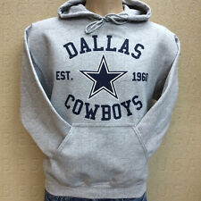 DALLAS COWBOYS EST. 1960 SPORT GREY HOODIE