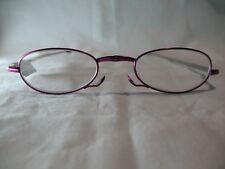 Foster Grant Gwendolyn Pink Compact Reading Glasses with Case +1.50 2.00 2.50