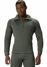 US Army Military Spec ECWCS Extreme Cold Weather Poly Ski Thermal Underwear