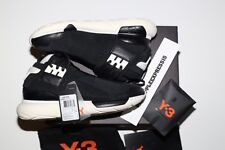 Y3 Adidas QASA High WHITE BLACK Yohji Yamamoto Brand New Y-3 Kanye West 2014