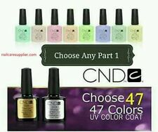 CND Shellac Gel Polish Color / Base / Top Coat / Choose Any PART 1 , BEST DEAL