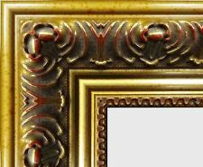 Antique Gold Frame #310 / Photo/ Poster/ Diploma/ Art/ Wedding/ Family Portrait