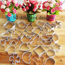 upto 50 options cookie biscuit fun DIY aluminum molds baking tool sturdy mould