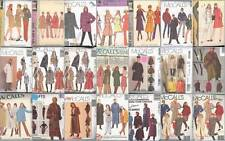 OOP McCalls Sewing Pattern Misses Coats McCall's Winter Outerwear  You Pick