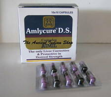 AIMIL AMLYCURE Double Strength Capsules Liver Disorder Corrective & Protective